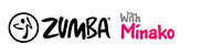Zumba with Minako Logo